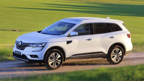 Renault Koleos Picture by Renault Koleos Intens 2016 Review Carsguide
