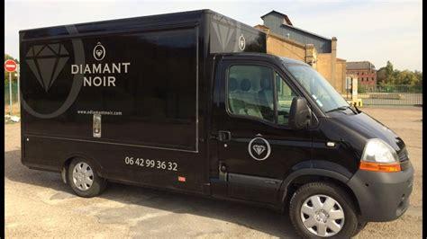 location camion cuisine diamant noir