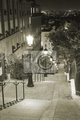 papier peint escalier de montmartre parisiens pixers fr