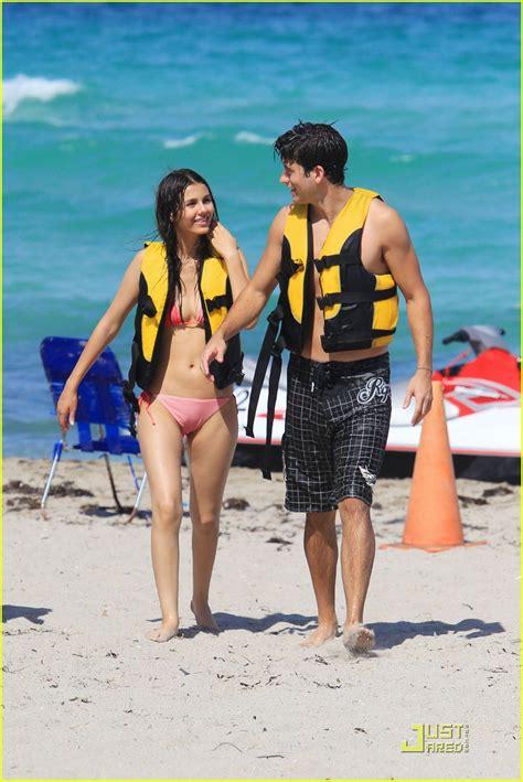Victoria Justice & Ryan Rottman: Miami Mates | Photo ...