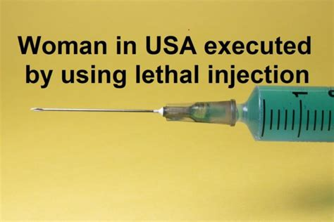 USA executed woman for killing pregnant woman to steal her ...