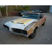 1970 Oldsmobile 442 W 30  Project Cars For Sale
