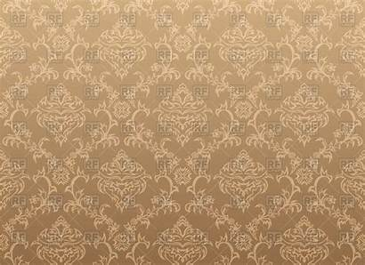 Victorian Brown Antique Pattern Backgrounds Patterned Seamless