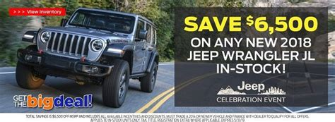 jeep dealers  vt lease deals fordmidstate