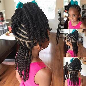 Flat Twist Hairstyles For Toddlers HairStyles