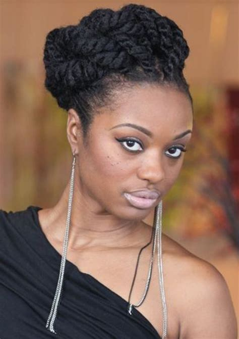 braided updo styles for black hair braided hairstyles for american lovely braided 6021