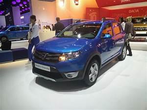 Dacia Duster 2018 Boite Automatique : francfort la dacia sandero passe l 39 automatique avec sa bo te easy r l 39 argus ~ Gottalentnigeria.com Avis de Voitures
