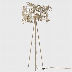 floor lamps fall 2012 popsugar home With gold wire floor lamp