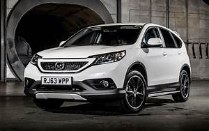 2014 Honda Cr-v White