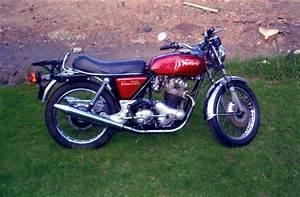 Cbreau 1973 Norton Commando 850