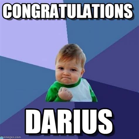 Congratulations Meme - congratulations success kid meme on memegen