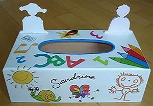 Boite A Mouchoir Original : boite mouchoirs cole cadeau pour une maitresse autre face mes cr ations coralie74500 ~ Melissatoandfro.com Idées de Décoration