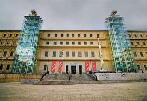 musee d moderne de tout sur le mus 233 e de la reine sofia horaires tarifs prix acc 232 s carte photo contact