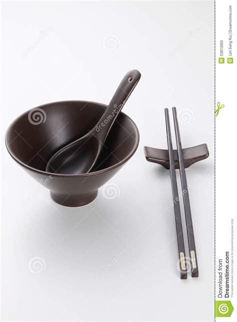 chinese eating utensils stock image image  japan