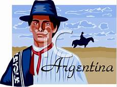 Royalty Free Clip Art Image TourismArgentina Travel Poster