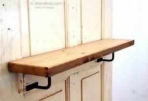 Regalbrett Holz Natur : altholz regal wandboard treibholz ablagbrett altholz regalbrett bretter konsole 78 cm ~ Frokenaadalensverden.com Haus und Dekorationen