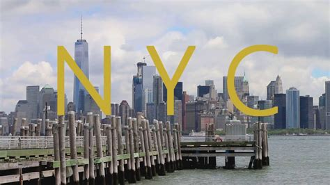 12 Places To Visit In New York City Youtube