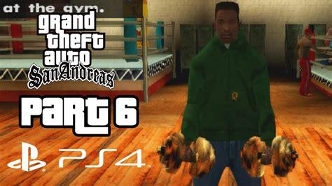 Grand Theft Auto San Andreas Ps4 Gameplay Walkthrough Part