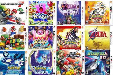 """¡recibe notificaciones cuando haya una nueva oferta de esta categoría! Recopilación de Juegos NINTENDO 3DS en formato """"CIA ..."""