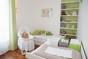 inspiration deco pour une chambre mixte de bebe With deco chambre bebe mixte