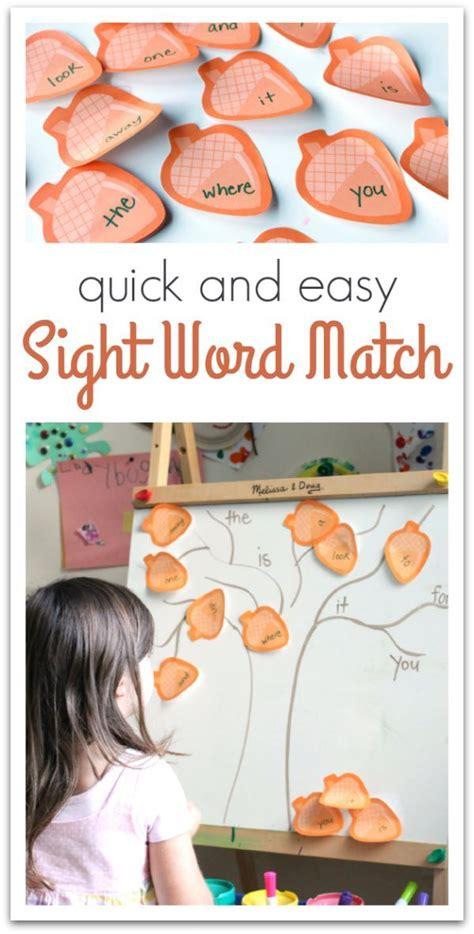 sight word kindergarten ideas sight word 383 | eedf27d623ed4811372b6b065d5be28d games for kindergarten preschool
