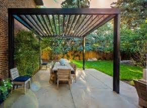 Designs For Patio Furniture refreshing modern pergola design ideas decor around the world