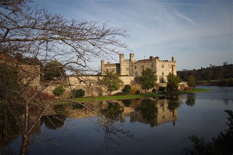 michael goodes leeds castle at christmas