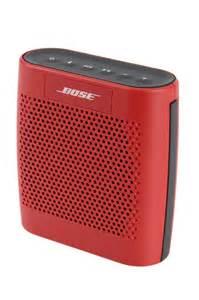 Enceinte Bluetooth Darty by Enceinte Bluetooth Sans Fil Bose Soundlink Colour Red