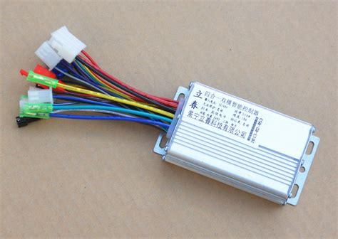 aliexpress buy 350w 36v 48v dc 6 mofset brushless controller bldc motor controller e