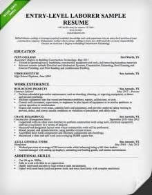 Beginner Resume Objectives by Entry Level Resume Objectives Resume Template 2017