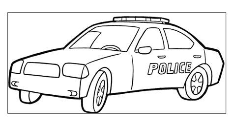 disegni per bambini da colorare macchine disegni da colorare camion polizia ltt avec macchina