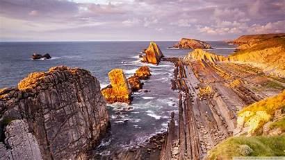 Galicia Spain Coast Death Wallpapers Desktop 4k