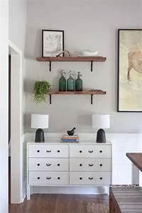 DIY Dining Room Buffet IKEA Rast Hack - Southern Revivals