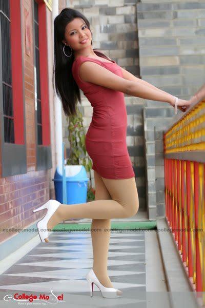 cute nepali college models nepali songs