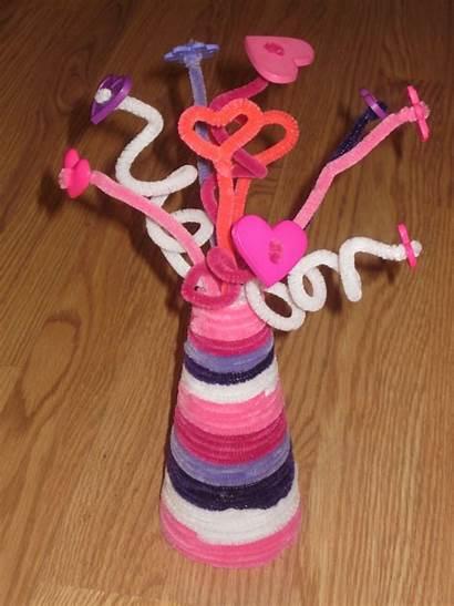 Valentine Crafts Valentines Craft Pipe Cleaner Arts