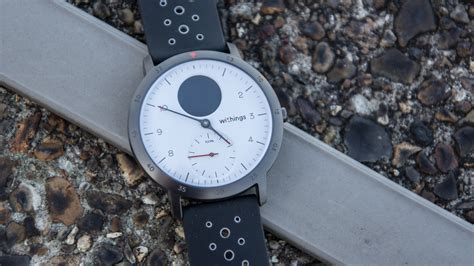 withings steel hr sport review a classic design gets better expert reviews