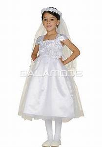 robe de communion robe de bapteme col chiminee sans With robe de communion ikks