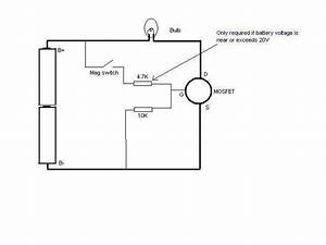 Basic Mosfet Switch Question