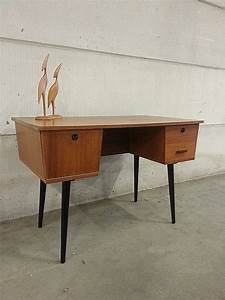 Vintage Design Bureau Writing Desk Dutch Design Bestwelhip