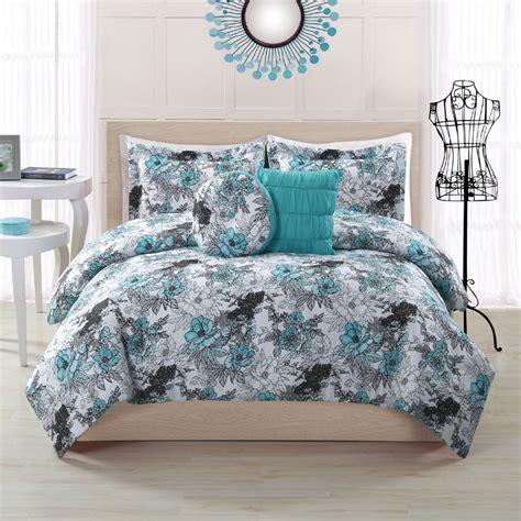 aqua quilt set peony aqua comforter set rosenberryrooms