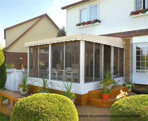screen porch kit   great     porch enclosure