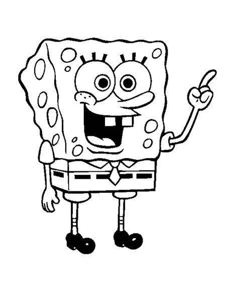 spongebob coloring sheets   century fashion