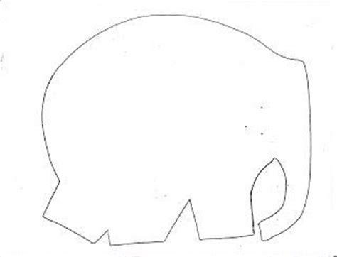 Elmer The Elephant Template by 33 Best Elephants Images On Elephants