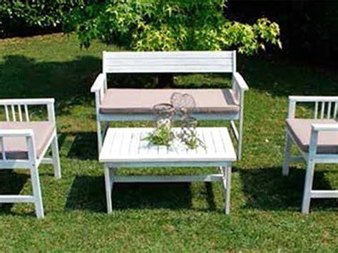 outlet arredamento giardino bali bianco di cosma outdoor living divano da giardino a