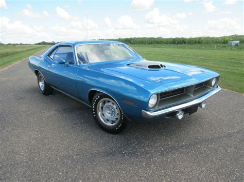 1970 For Sale by 1970 Plymouth Barracuda For Sale