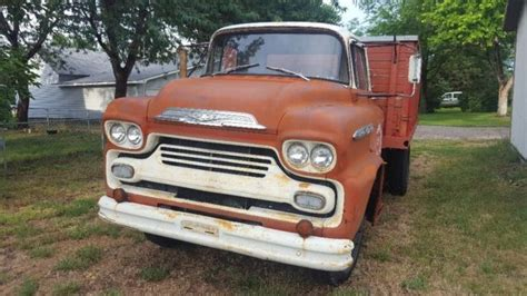 transport a 1960 chevy c60 to chesterfield 1959 chevy viking