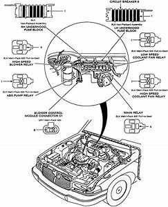 1998 Buick Century Fuse Box Diagram