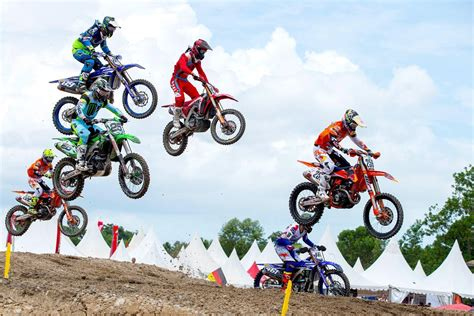 How To Start Riding Motocross The Seven Step Guide