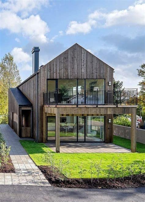 stunning modern barndominium plans   small family epiteszet hazak es roenkhaz