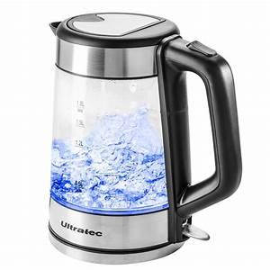 Kaffeemaschine Und Wasserkocher In Einem Gerät : ultratec led wasserkocher bluevita100 ~ Michelbontemps.com Haus und Dekorationen